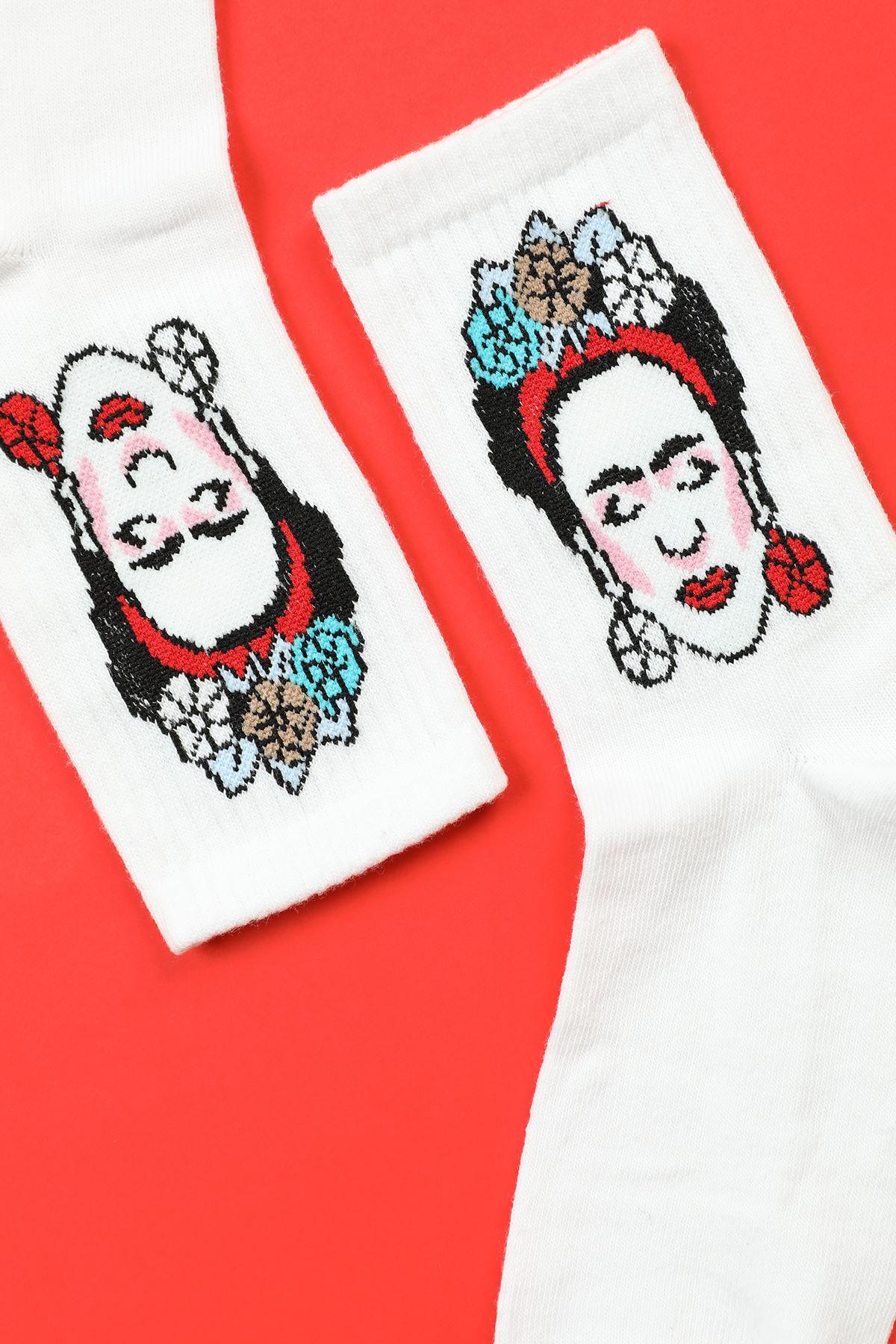 Uzun Çorap-Frida