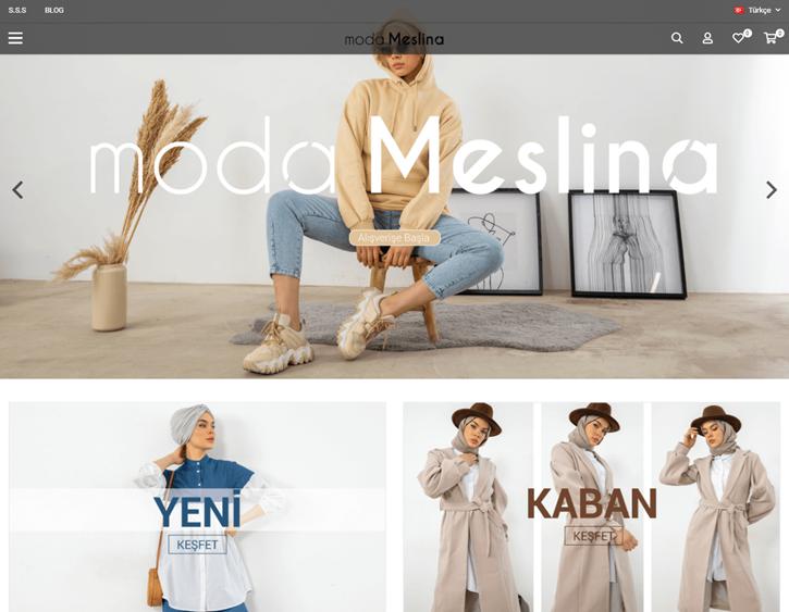 Modameslina.com Açıldı!